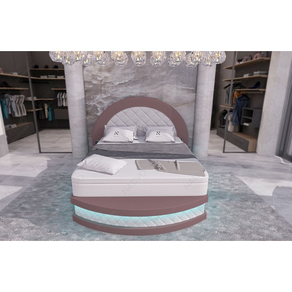 Design bed FLORA NATIVO design meubelen Nederland