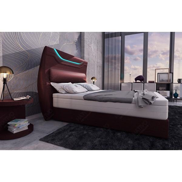 Design bed COCO met LED verlichting