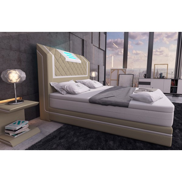 Design bed HELLO v3 NATIVO design meubelen Nederland