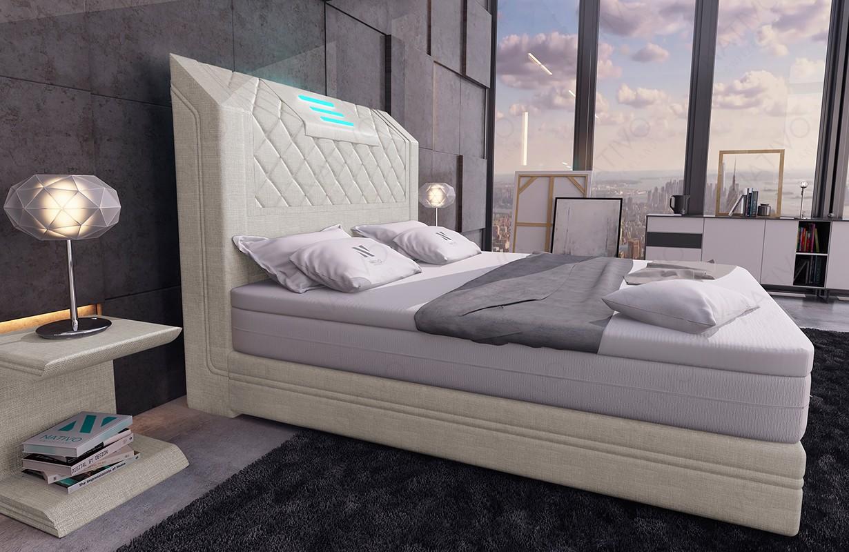 Matras EUCALYPTUS VISCO MEMORY NATIVO design meubelen Nederland