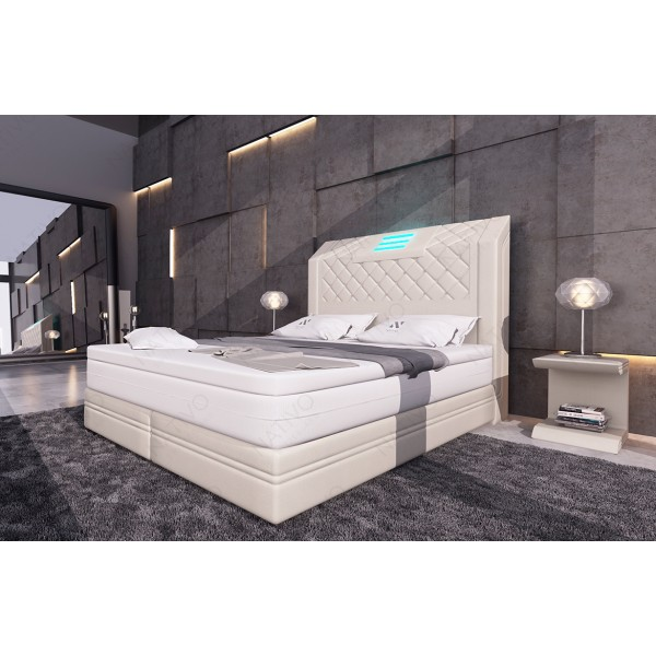 Design bank HERMES XXL met LED verlichting NATIVO design meubelen Nederland