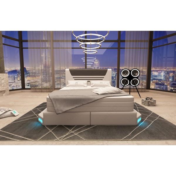 Matras PILATIS met 7 comfortzones NATIVO design meubelen Nederland