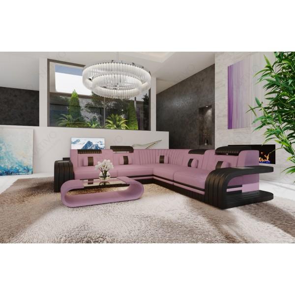 Compleet bed FLOYD met LED verlichting NATIVO design meubelen Nederland