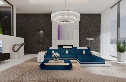 Compleet bed TYSON met lattenbodem en SILVER PROTECT matras
