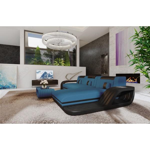 Compleet bed TYSON met LED verlichting NATIVO design meubelen Nederland